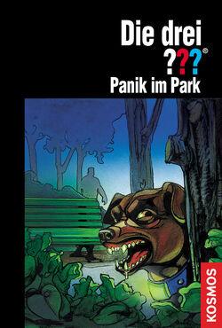 Panik im park drei??? cover