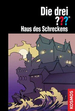 Haus des schreckens drei??? cover