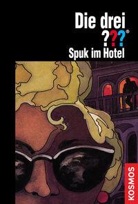 Spuk im hotel drei??? cover