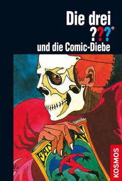 Die comic diebe drei??? cover
