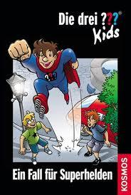 Cover - Ein Fall für Superhelden