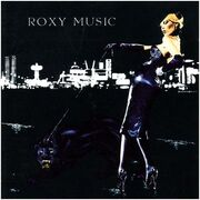 Roxy Music - For Your Pleasure (Polydor 1973 LP)