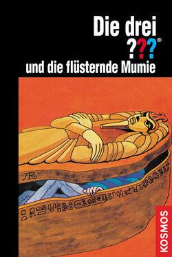 Die flüsternde mumie drei??? cover