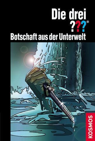 Datei:Botschaft aus der unterwelt drei ??? cover.jpg