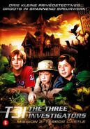 Terror Castle DVD Dutch