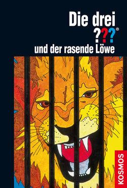 Der rasende löwe drei??? cover