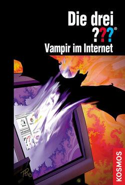 Vampir im internet drei??? cover