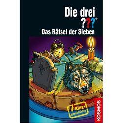 Cover Raetsel der Sieben