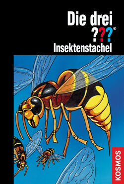Insektenstachel drei ??? cover