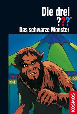 Das schwarze monster drei??? cover