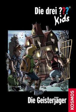 Cover - Die Geisterjaeger