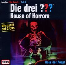 House of Horrors Cover