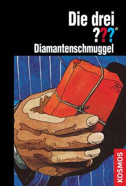 Diamantenschmuggel drei??? cover