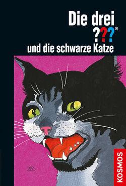 Die schwarze katze drei??? cover