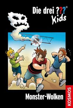 Monster wolken drei??? kids cover
