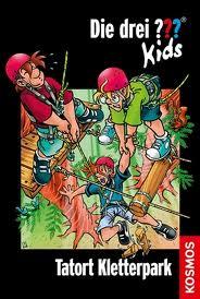 Cover - Tatort Kletterpark