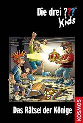 Cover - Das Rätsel der Könige