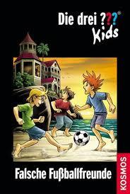 Cover - Falsche Fußballfreunde