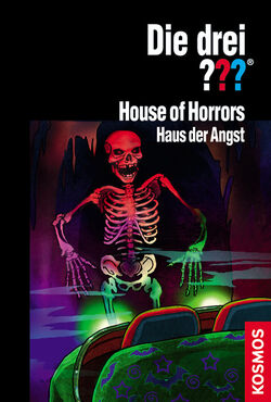 House of horrors haus der angst drei ??? cover 2