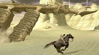 Shadow of the Colossus Phalanx Boss Fight 13 on PS3