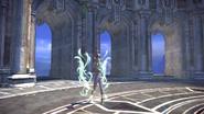 Mystic(Resurrect skill)