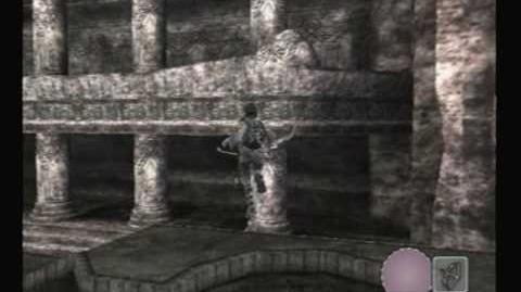 Shadow of the Colossus - Sixth Colossus Barba