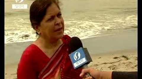 Tamil Nadu tsunami giant