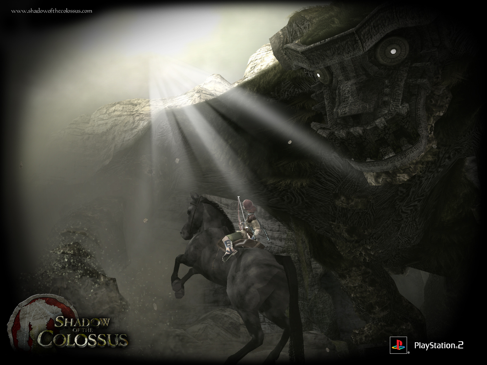 Video Game Shadow Of The Colossus Wallpaper