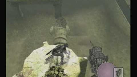 Shadow of the Colossus - Fourteenth Colossus Cenobia