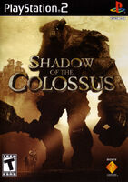 Shadow and the Colossus NTSC-U Cover