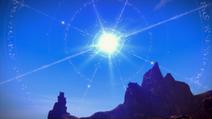 Arborea sun over Tulufan