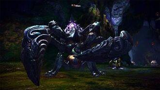 TERA - Kihara (World Boss, Fate of Arun)