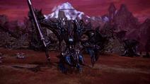 Inexorable Akalath Warlord