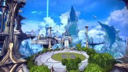 Saleron's Sky Garden