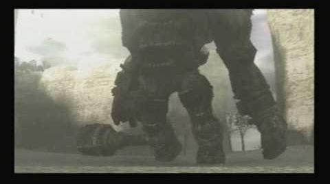 Shadow of the Colossus - First Colossus Valus