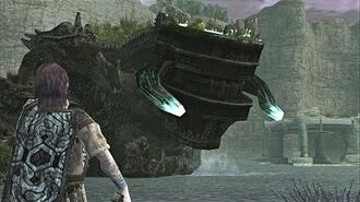 Shadow of the Colossus Pelagia Boss Fight 12 on PS3