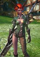 Castanic Female Slayer