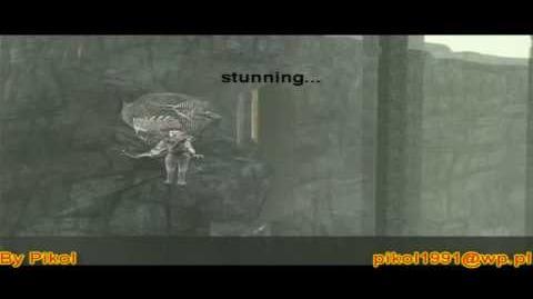 Shadow of the colossus Pikol's big secret