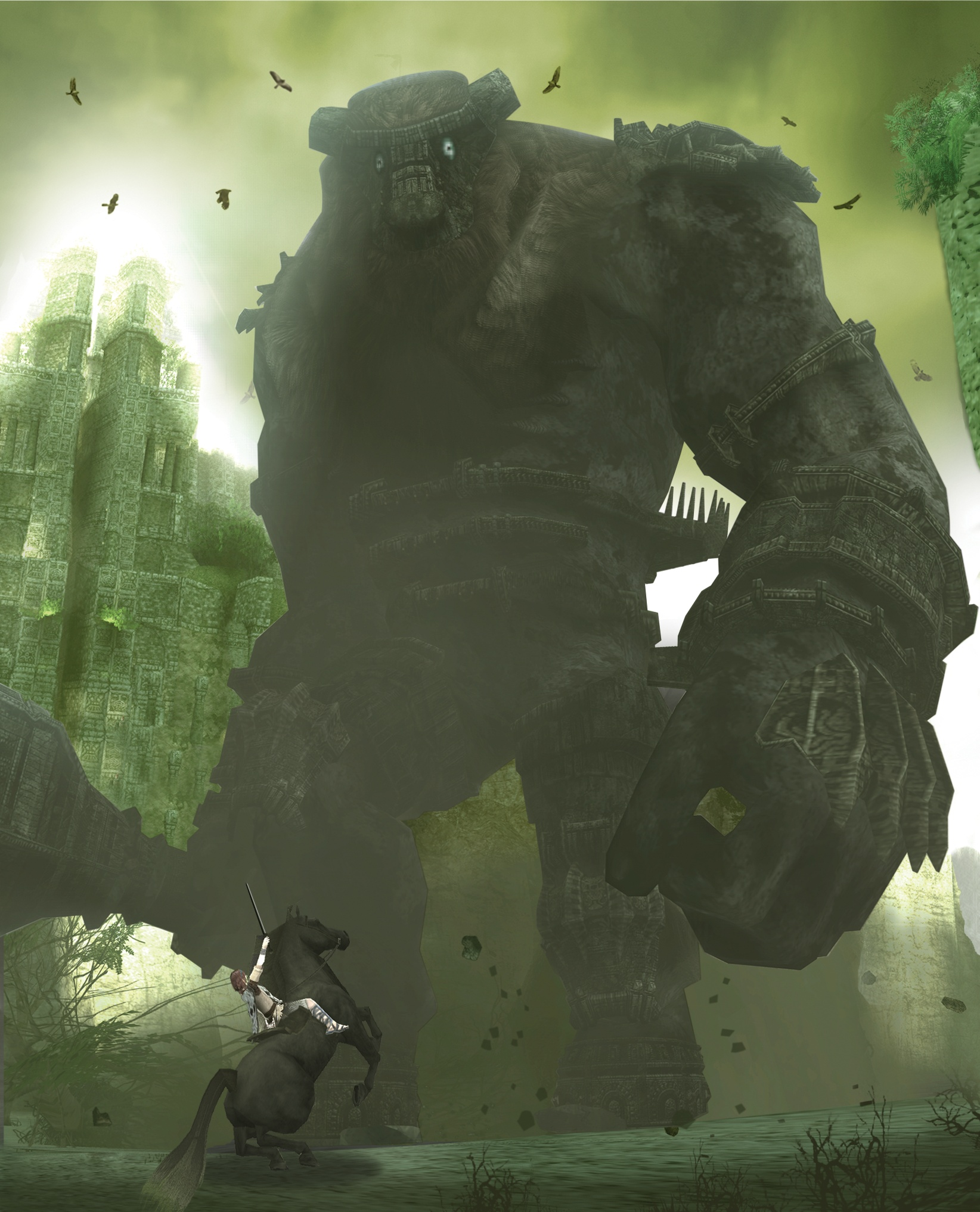 Shadow Of The Colossus Team Ico Wiki Fandom