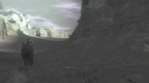 Shadow of the Colossus - 3rd Colossus 1 2