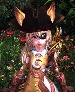 Hat Mask Pirate