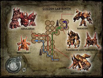 Golden Labyrinth Walkthrough