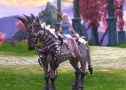 High Elf Priest on Horse