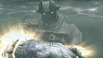 Shadow of the Colossus Malus Boss Fight 16 on PS3 - Final Boss