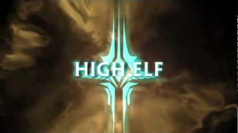 TERA - Race Series High Elf