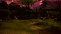 Quarantine Zone - Selvaras village