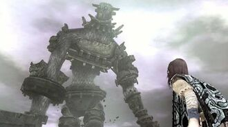 Shadow of the Colossus Gaius Boss Fight 3 on PS3