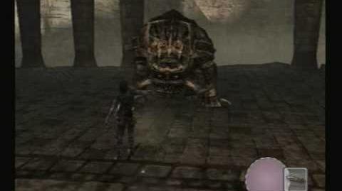 Shadow of the Colossus - Eleventh Colossus Celosia