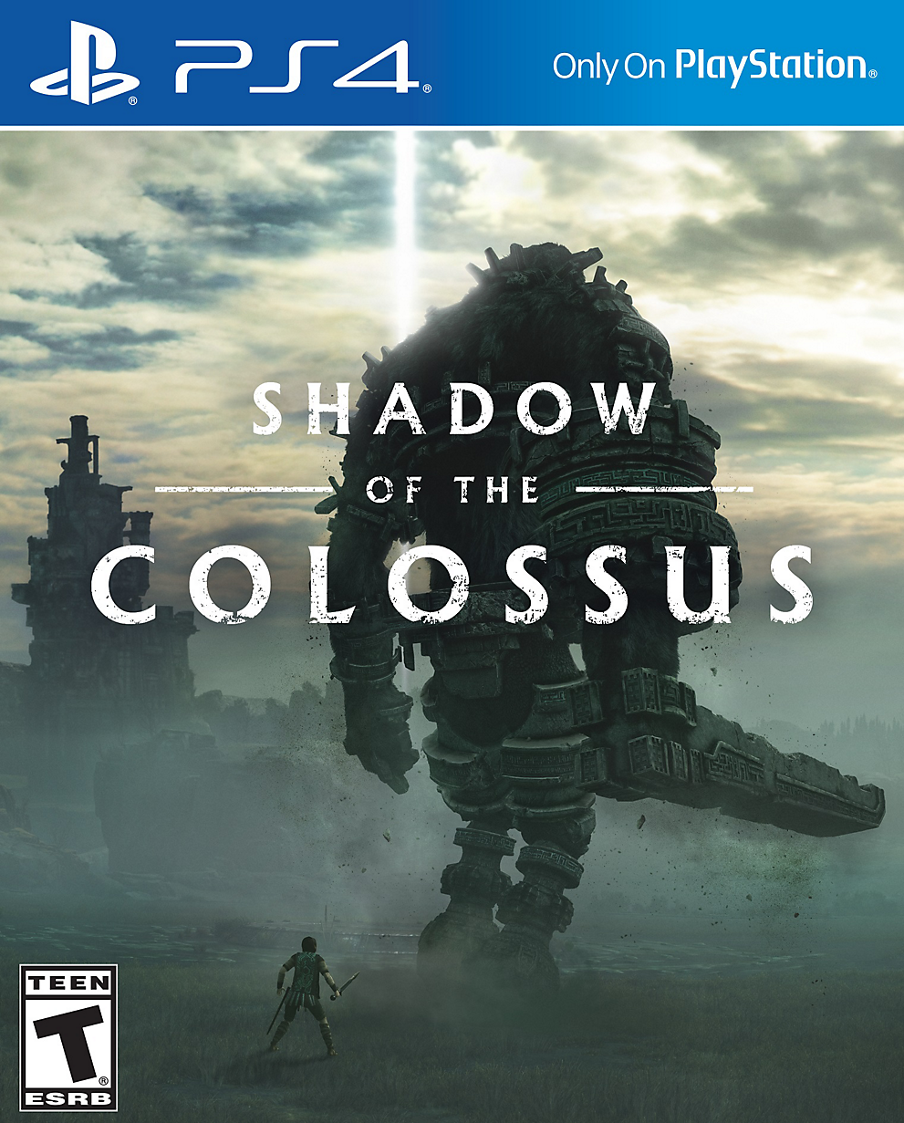 Shadow of the Colossus (PS4) | Team Ico Wiki | FANDOM