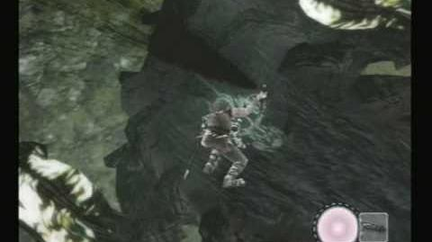 Shadow of the Colossus - Eighth Colossus Kuromori